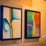 Első kiállításom a zalaegerszegi Mimosa Lounge-ban