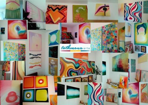 TothMona Galéria Zalaegerszeg turisztikai honlapján