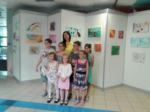 KIÁLLÍTÁS | Ujjal Festő Műhely | 2017. június 1-30.