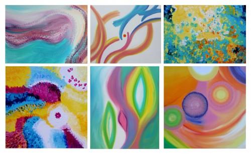 Minden festmény egy csoda... a Te csodád!